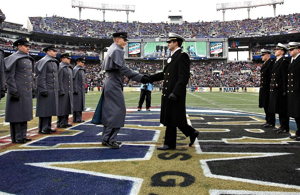 Image result for army vs navy game