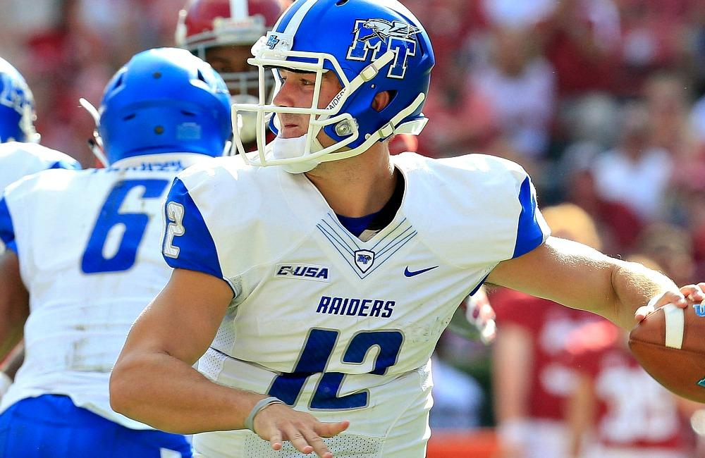 Middle Tennessee Football Schedule 2016: 5 Keys For The ...