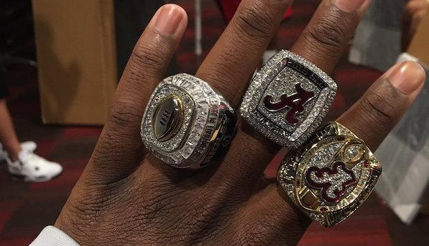 football rings itop college