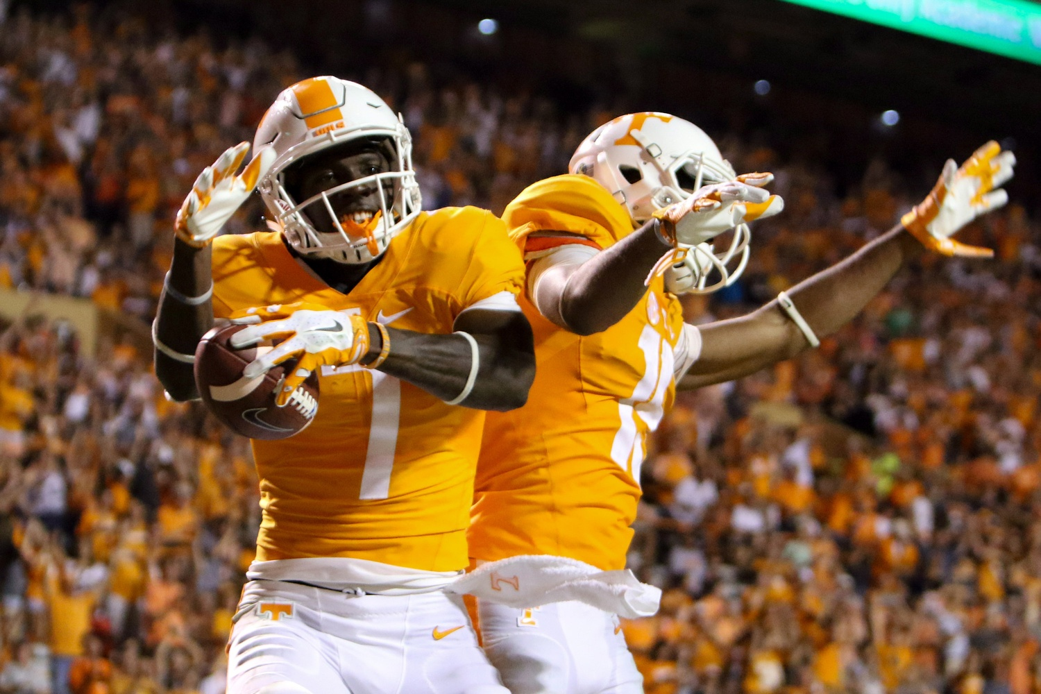 size 40 32f85 4cc92 Former Tennessee WR Preston Williams Transferring To ...