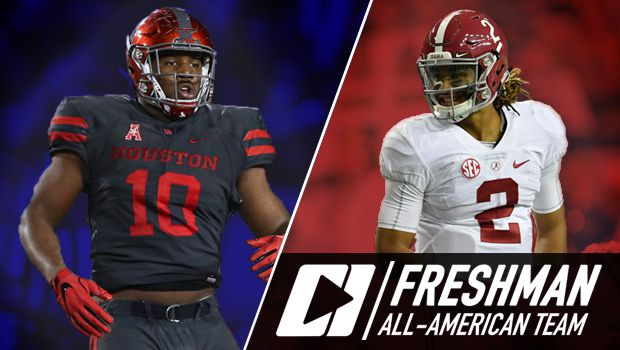 campus insiders' freshman all american