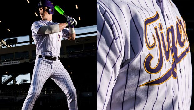 on sale 765c8 cabd5 LSU Baseball Unveils Incredible Uniform Lineup - Stadium