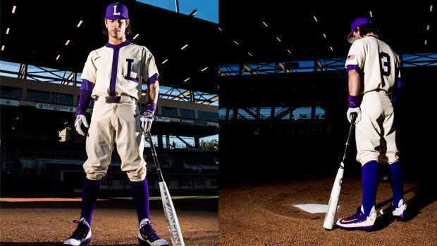on sale 45754 ef863 LSU Baseball Unveils Incredible Uniform Lineup - Stadium