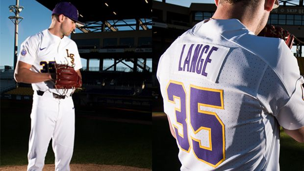 on sale a63c9 388a8 LSU Baseball Unveils Incredible Uniform Lineup - Stadium