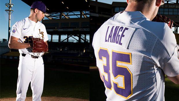 on sale 58ae3 daa9b LSU Baseball Unveils Incredible Uniform Lineup - Stadium