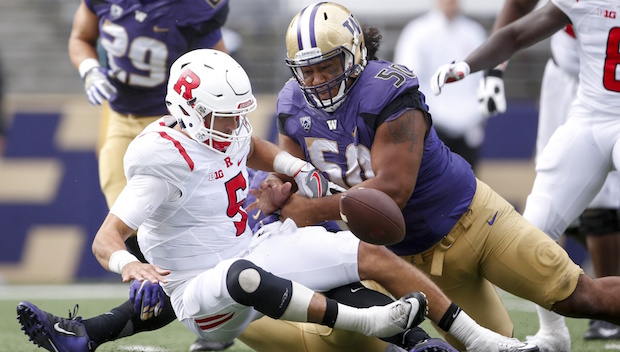 74969207 Who are the top returning defensive tackles in the Pac-12 for 2017? A pair  of Washington Huskies make the list.