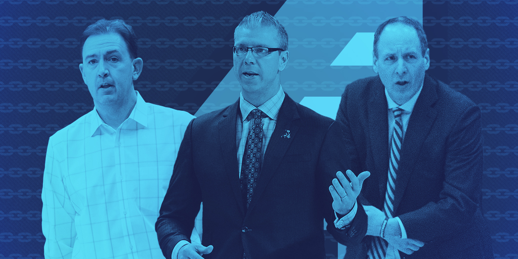 America East Chain of Command: Best Jobs in the Conference