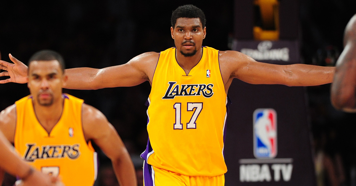 ab1e19d88f7 Will the Lakers Actually Sign Andrew Bynum? - Stadium