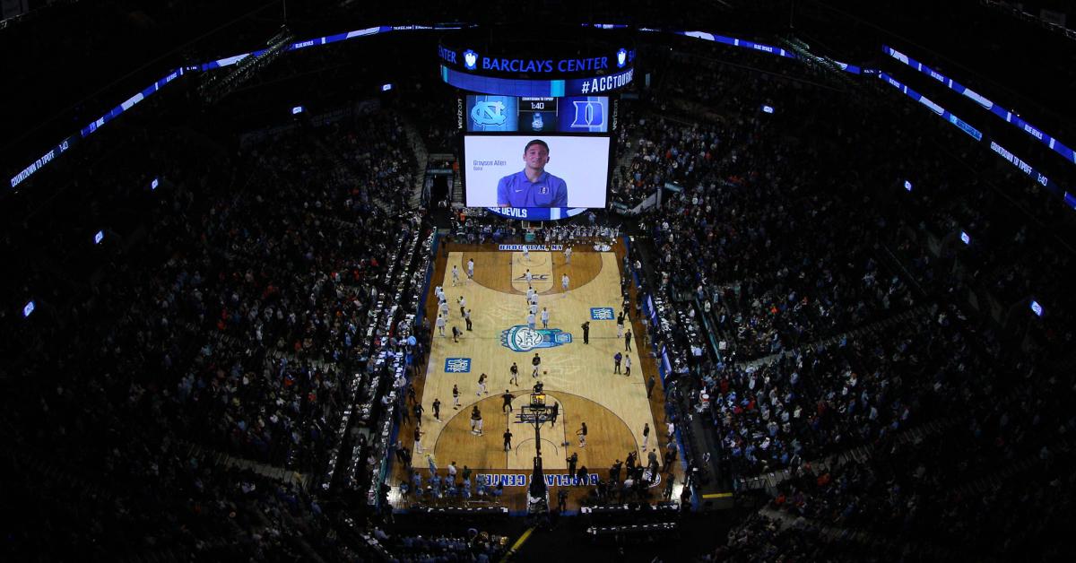 2018-19 Men's College Basketball Events Schedule - Stadium