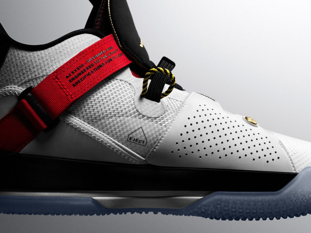 a9f7fec2775513 Air Jordan XXXIII Player Exclusives Revealed Throughout College ...