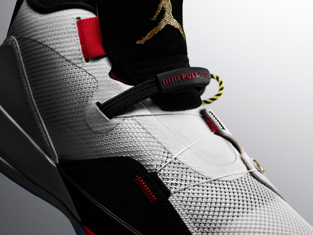 6c1be853bfe9 The Air Jordan XXXIII is going laceless — not hidden laces like you d see  in the Jordan XVIII or XIX