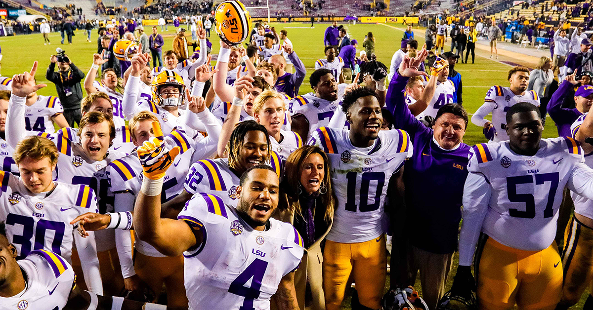 Brett McMurphy's College Football Bowl Projections After Week 12 - Stadium