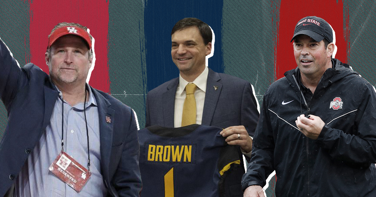 New Faces, New Places: Ranking the Latest College Football Head Coaching Hires - Stadium