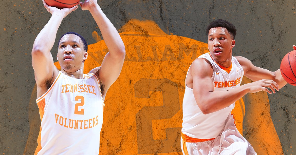 The Two Sides of Grant Williams: Tennessee Star Transforming Into NBA Prospect