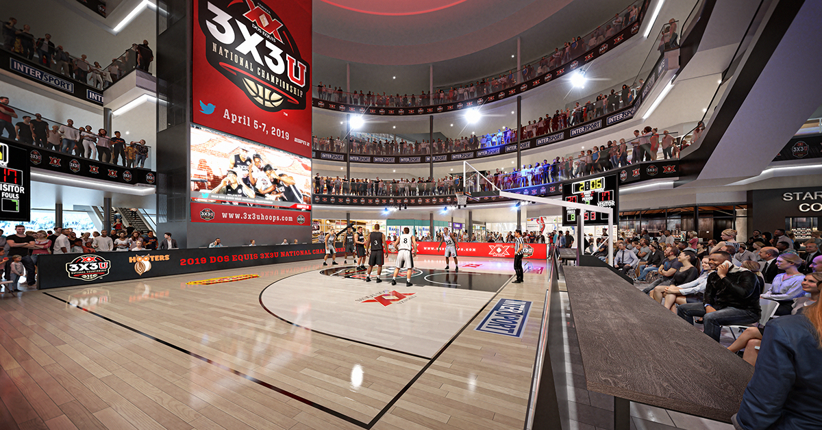 Second Annual 3X3U National Championship Scheduled for Final Four Weekend