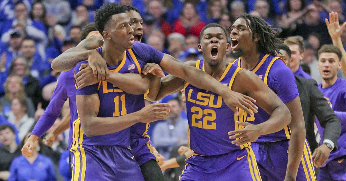 Reactions to the College Basketball AP Top 25 Poll for ...