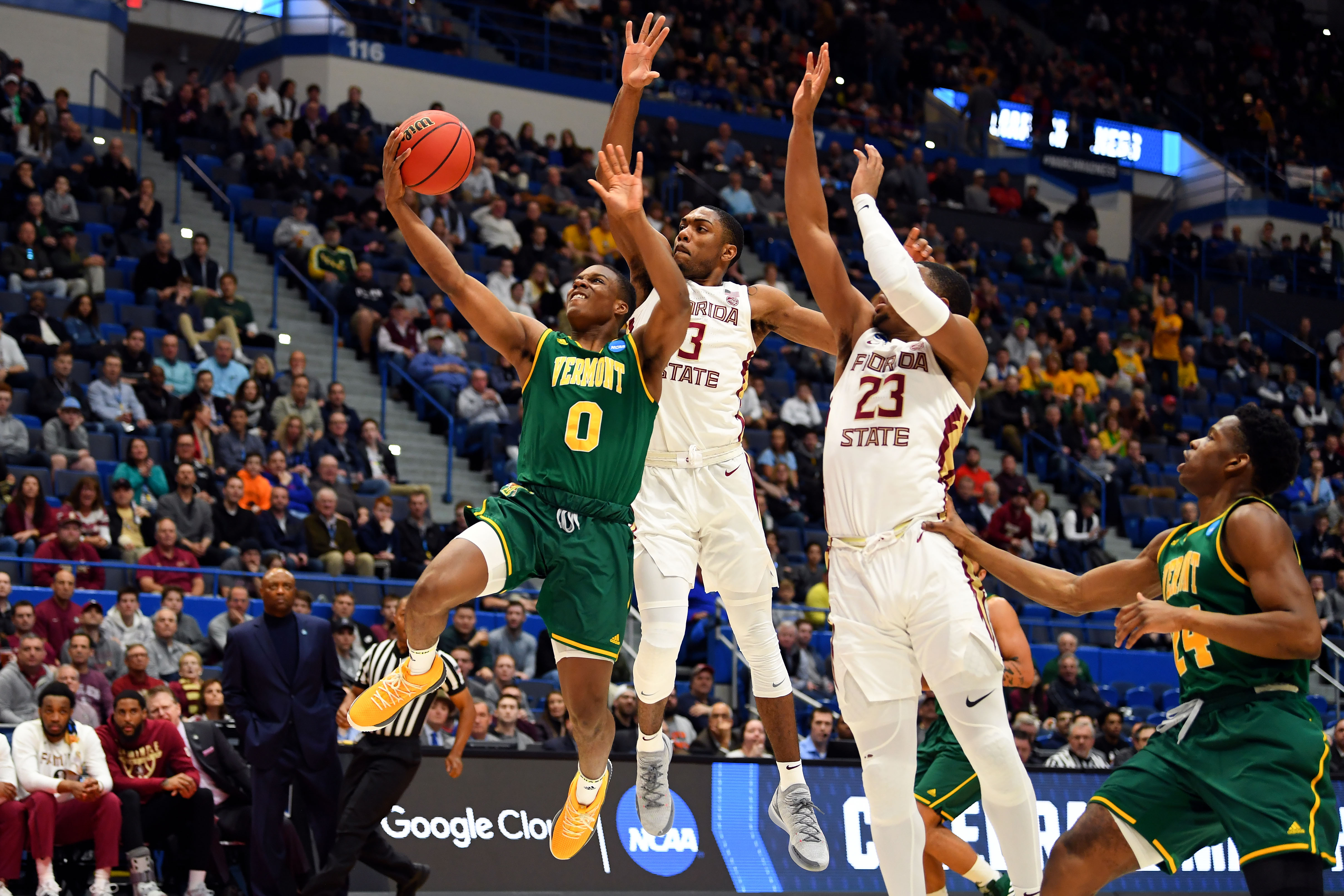 These Are the Best Photos From the 2019 NCAA Tournament