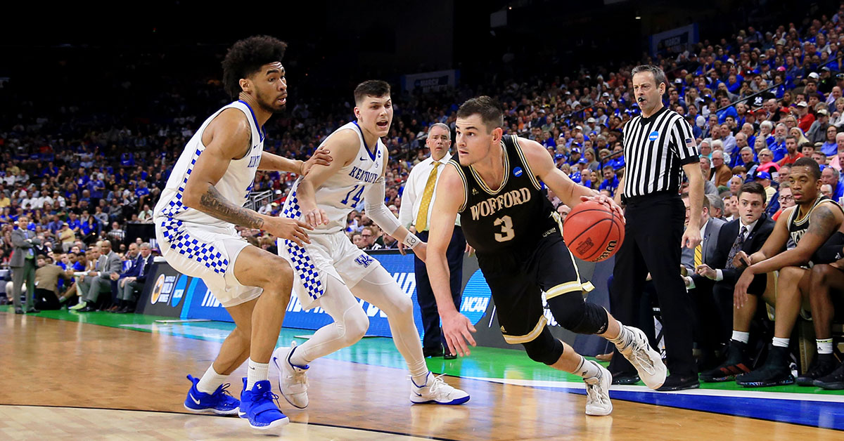 Wofford's Fletcher Magee: 'If I would have played a little bit below average, we'd have beat Kentucky'