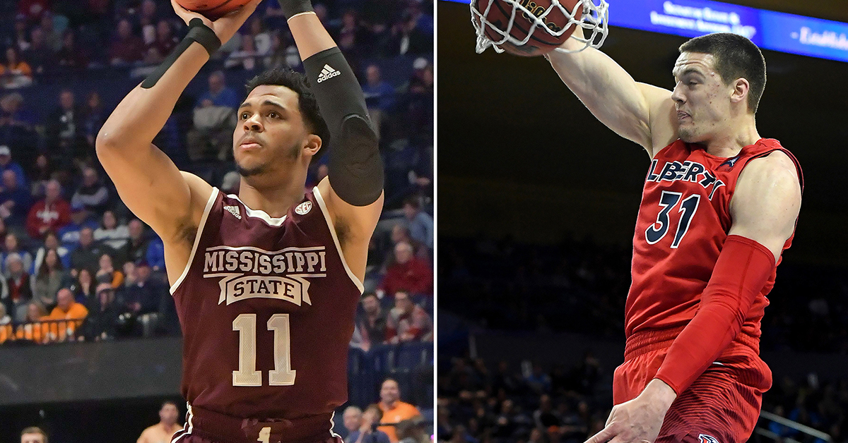 Previewing No. 5 Mississippi State vs. No. 12 Liberty: Date, Time, Players to Watch