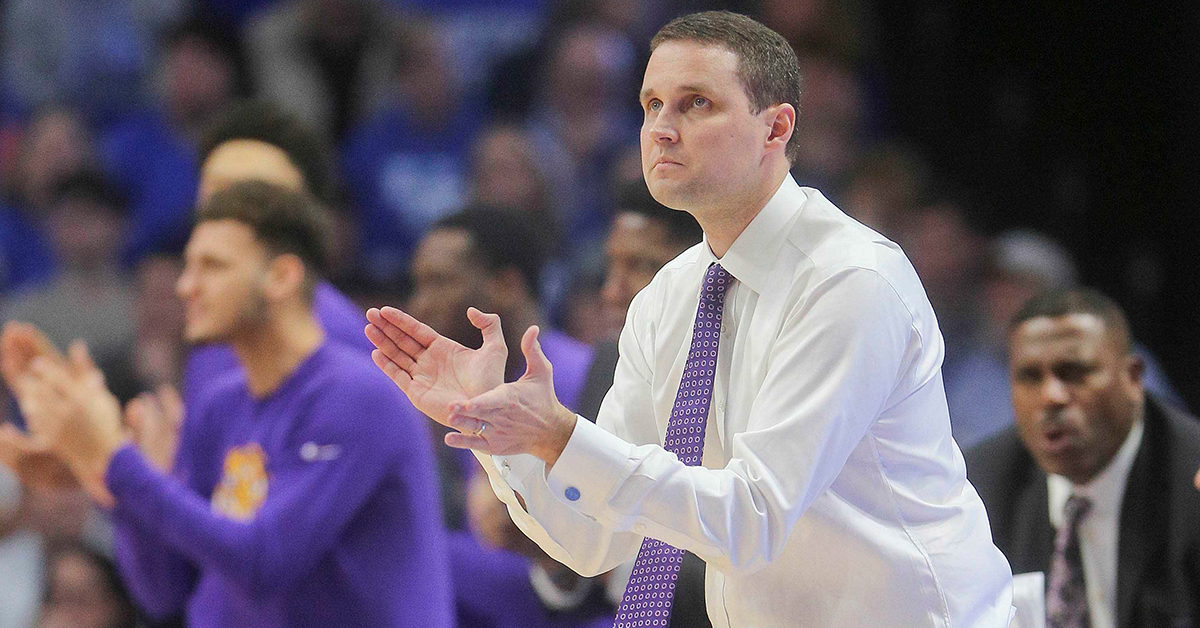 LSU AD on Will Wade: 'I Wish He'd Come In and Tell the Truth'