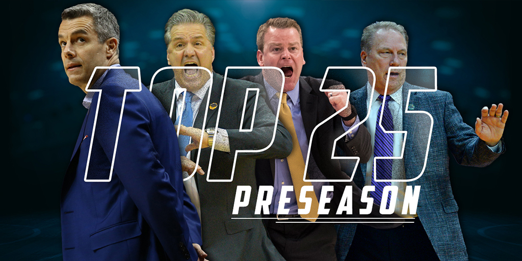Jeff Goodman's 2019-20 College Basketball Top 25 | Preseason