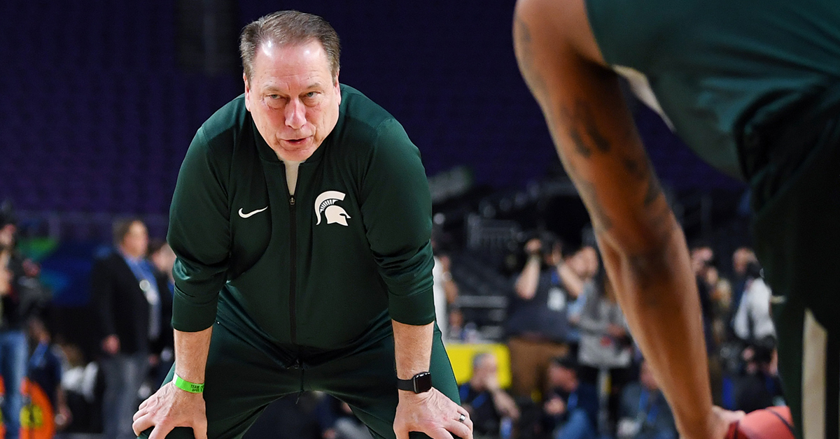 Tom Izzo's Spartans Have Helped Heal Michigan State