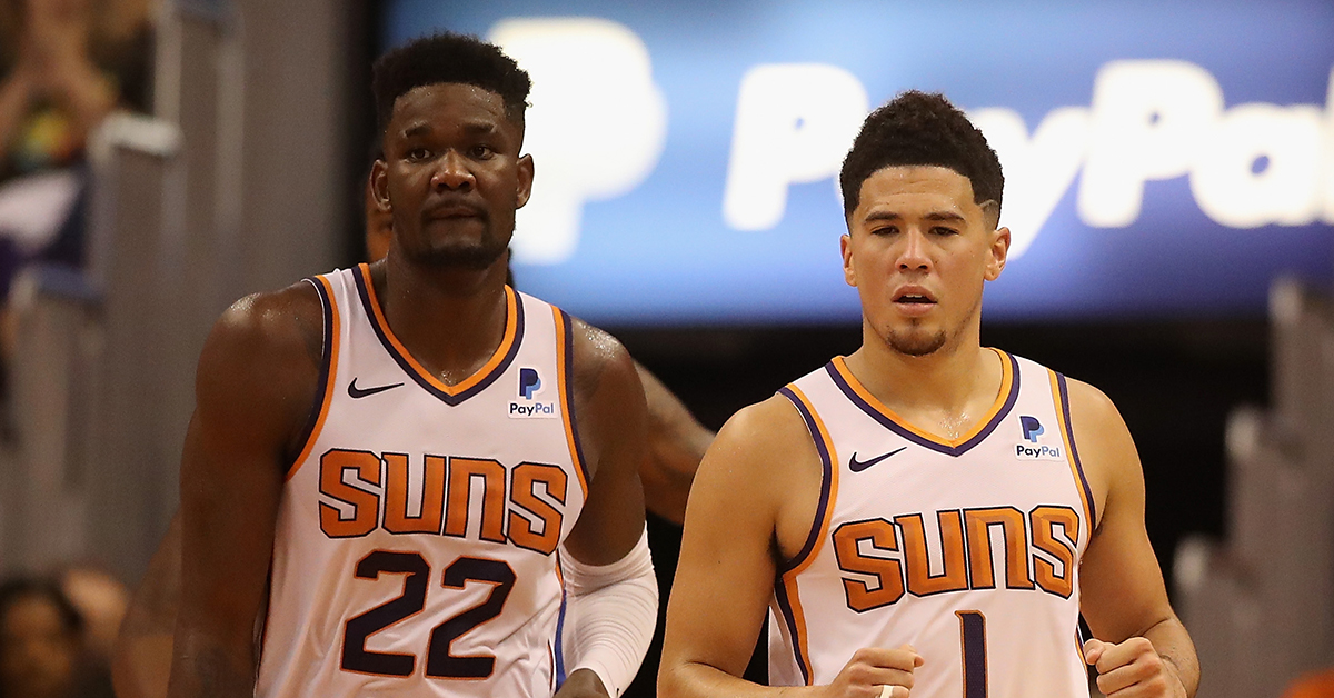 Will the Suns Give Their Next Head Coach a Fighting Chance? - Stadium