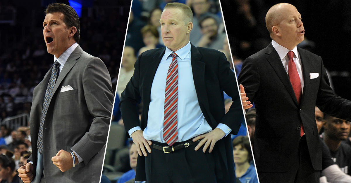 Comparing Tenures of College Basketball Coaches Who Were Fired, Resigned or Upgraded