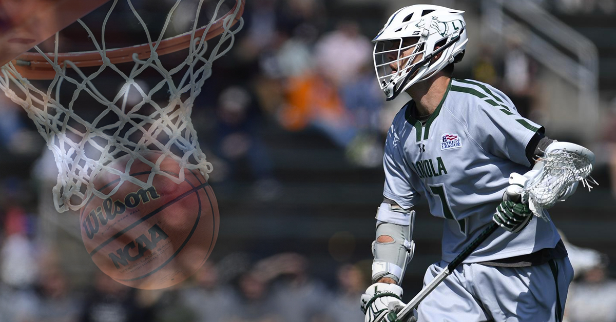Lacrosse Star Pat Spencer Has One Shot to Play College Basketball – and He's Taking It