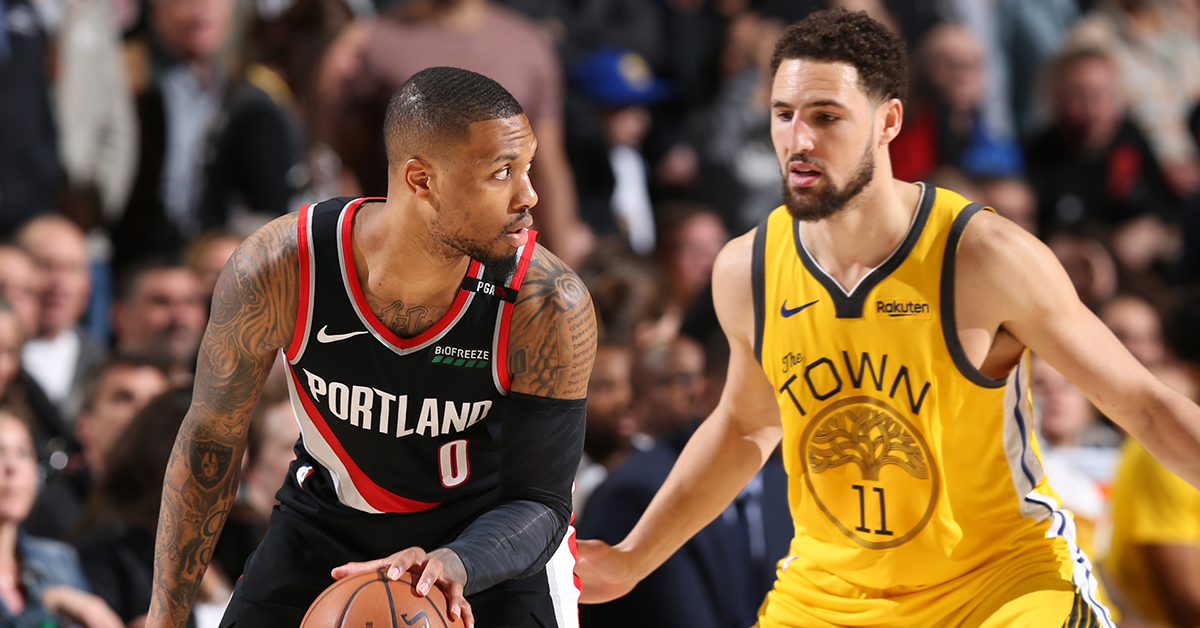 Western Conference Finals Preview: Can the Blazers Take Down the Champs?