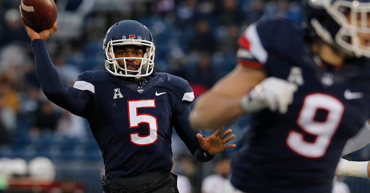 How UConn's Move Back to the Big East Impacts the College Football