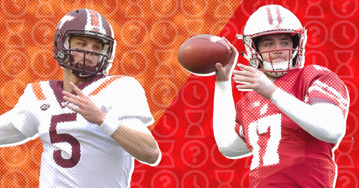 How Many Decades Will It Take for Virginia Tech & Wisconsin to Finally Play Each Other?