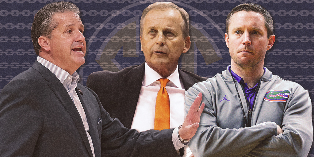 SEC Basketball Coaches Rank the Best Jobs in the Conference