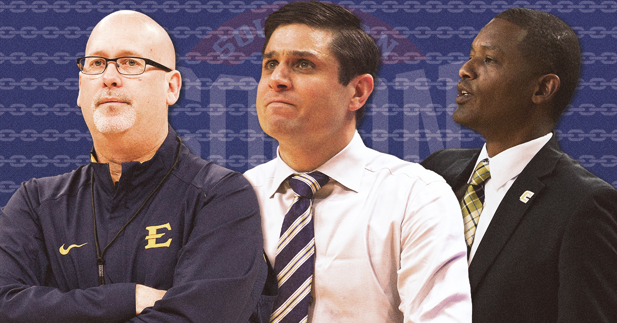SoCon Basketball Coaches Rank the Best Jobs in the Conference