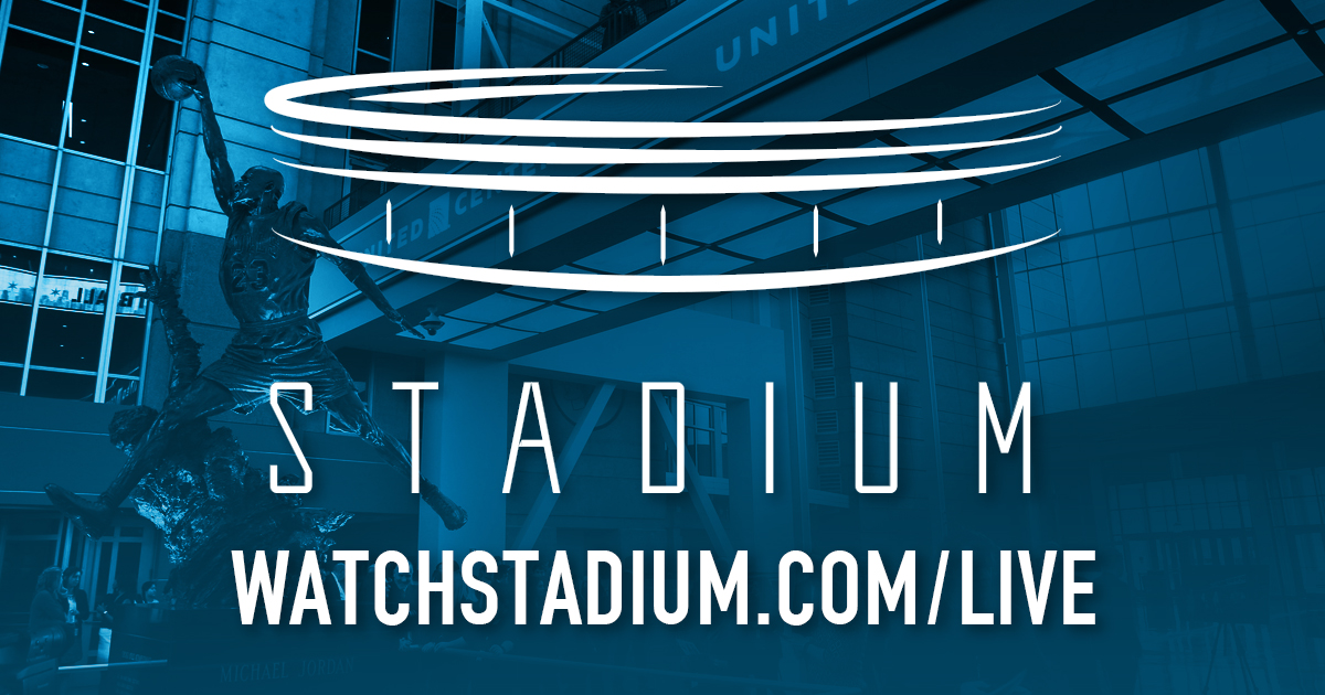 STADIUM ANNOUNCES MULTI-CONFERENCE PACKAGE OF 31 REGULAR SEASON COLLEGE FOOTBALL GAMES