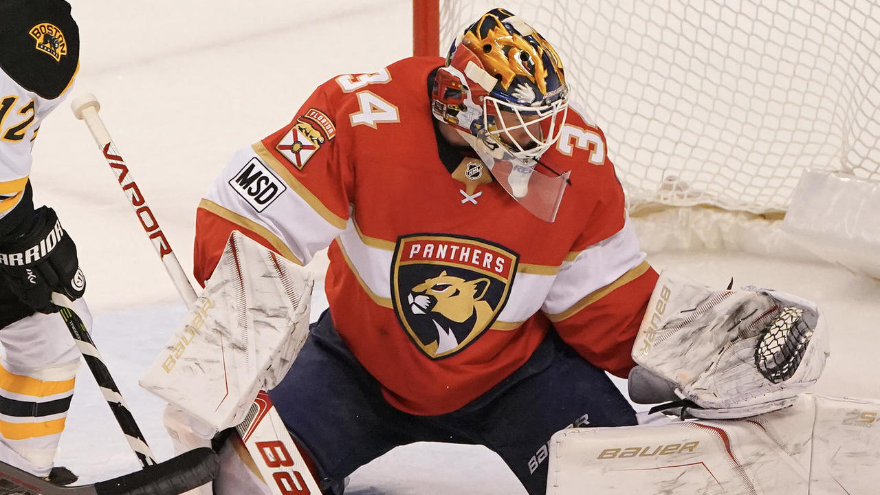 James Reimer Records 46-Save Shutout As Panthers Clip the