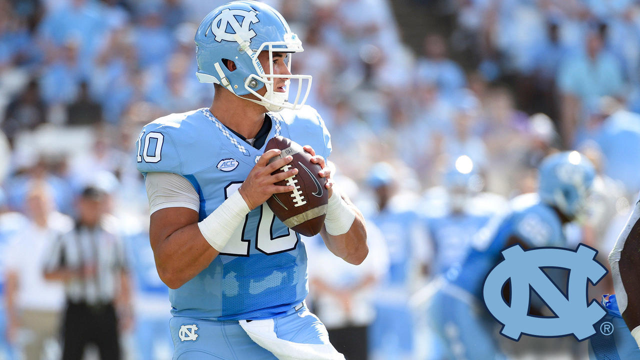 detailed look 4375a d8ad5 Mitch Trubisky vs. JMU: Career Day for UNC QB - Stadium