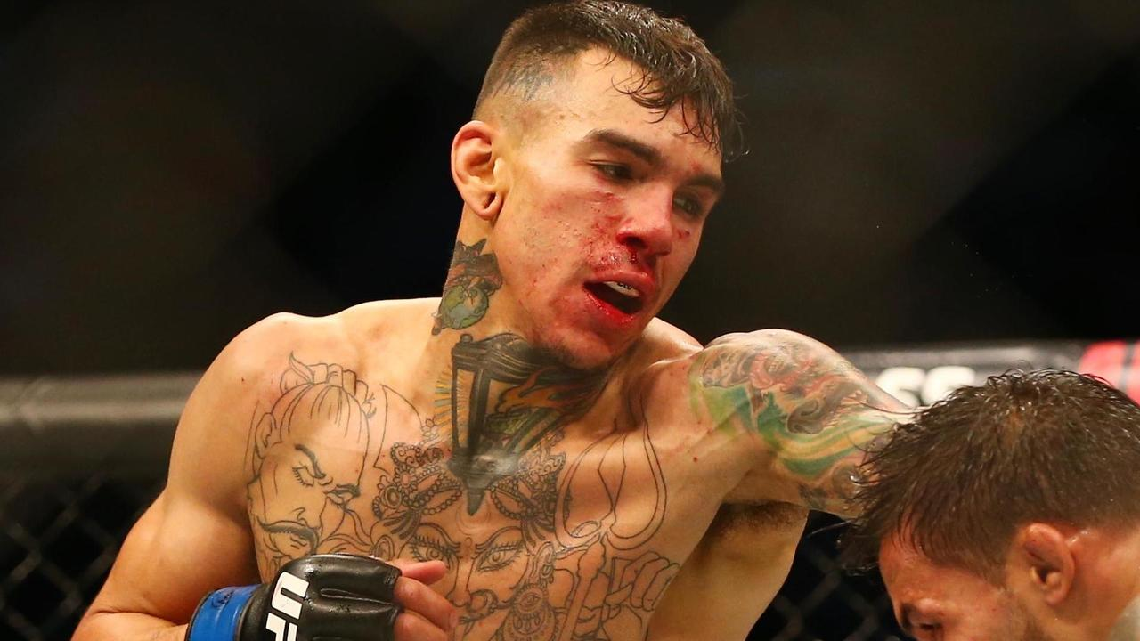 Ufc Fighter Andre Fili Discusses His Nickname His Tattoos And Growing Up In Northern California
