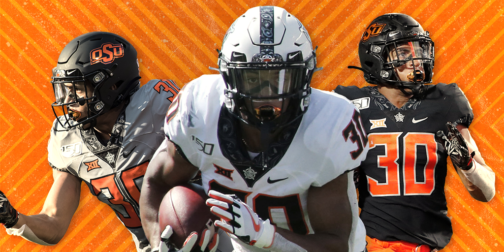 In Appreciation of Oklahoma State RB Chuba Hubbard's Insane Season