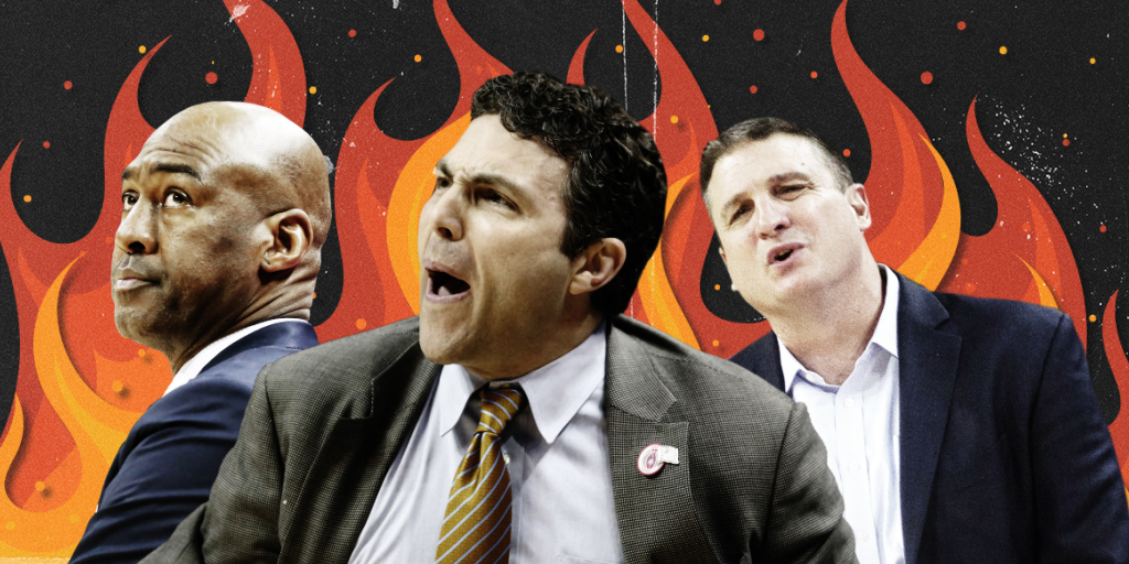 College Basketball Coaches on the Hot Seat Heading Into the Season