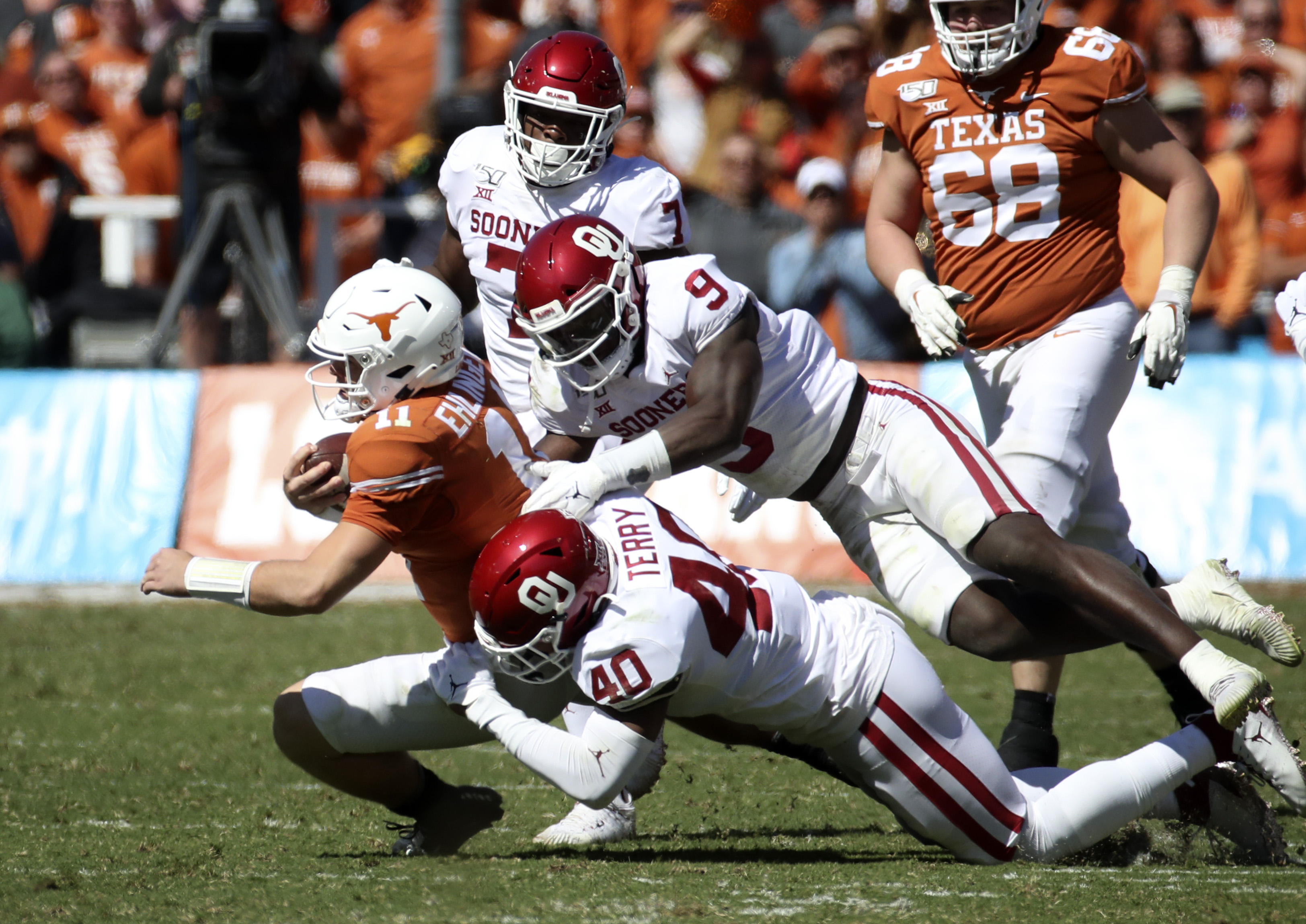 Oklahoma Sooners News, Articles, Stories & Trends for Today