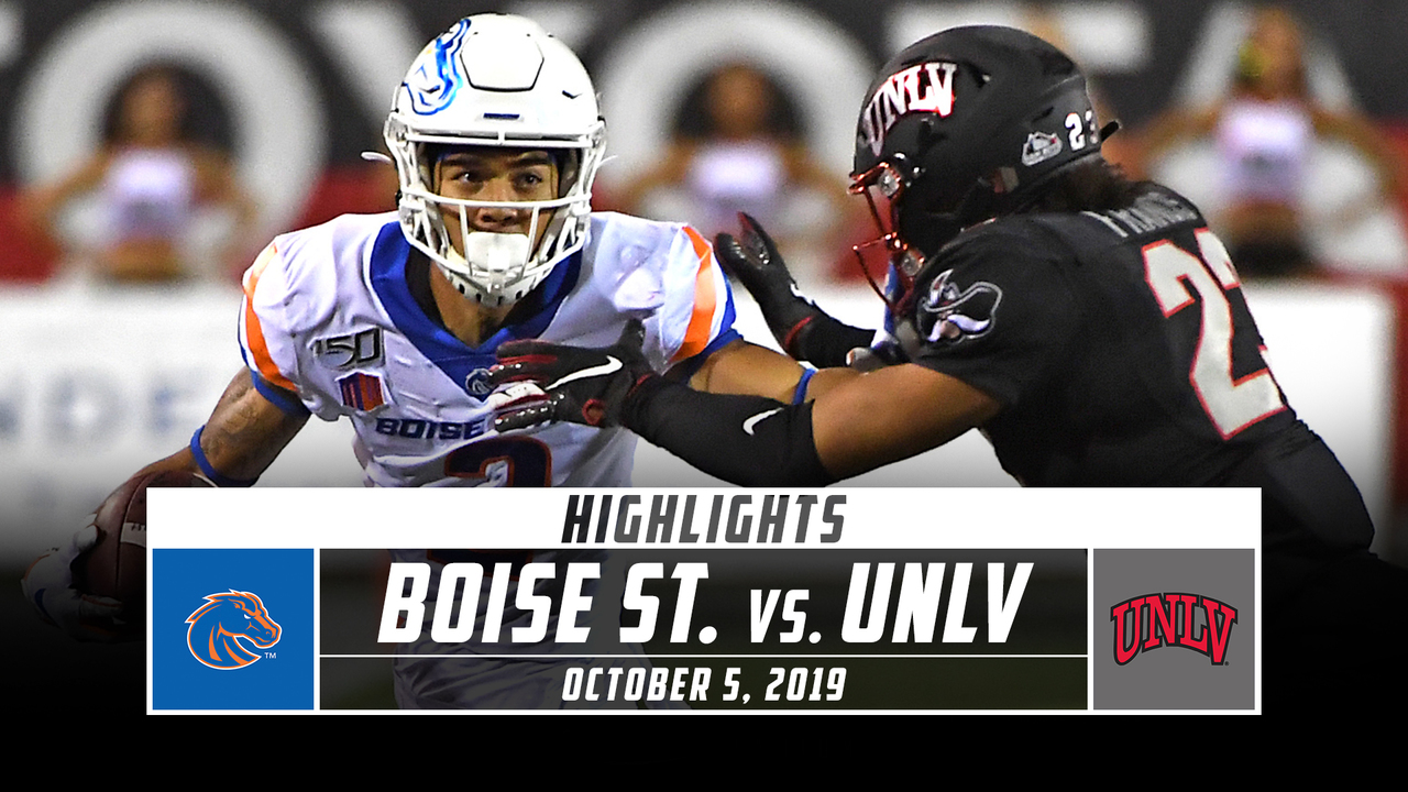 bsu vs unlv football