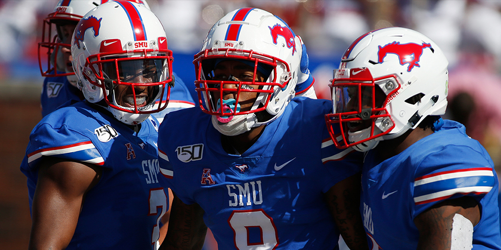 Brett McMurphy's AP Top 25 Poll for Week 9: SMU Continues to Climb