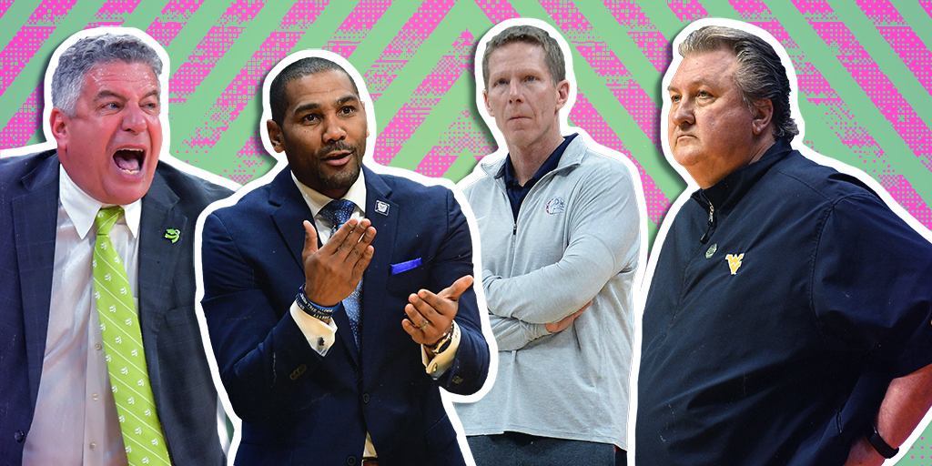 Ranking the College Basketball Coach of the Year Candidates