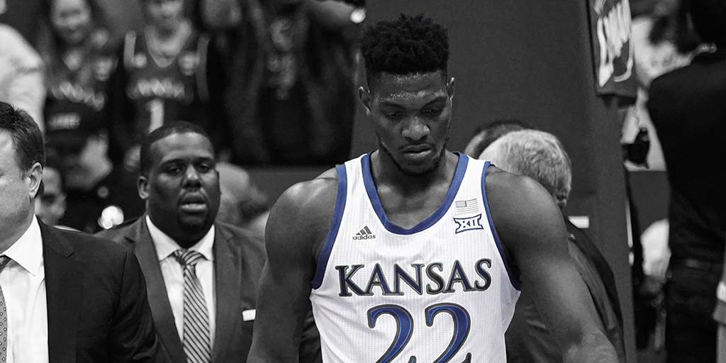 Kansas' Silvio De Sousa Is Guilty, But Worthy of a Second Chance