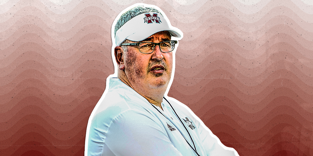 Mississippi State Fires Head Coach Joe Moorhead
