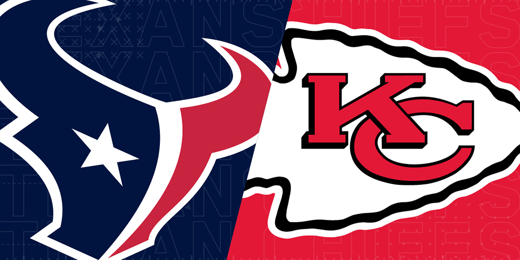 Texans-Chiefs Divisional Round Matchup: Date, Time, How to Watch