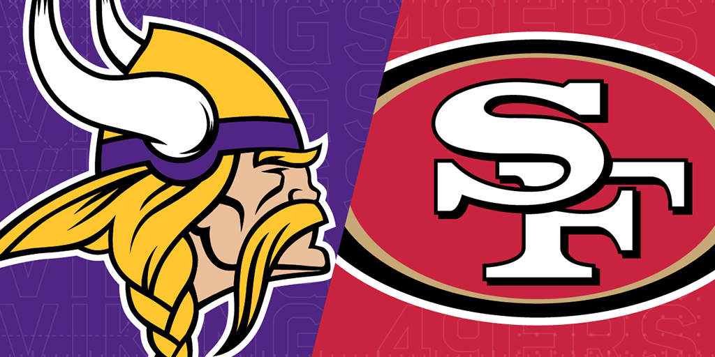 Vikings-49ers Divisional Round Matchup: Date, Time, How to Watch
