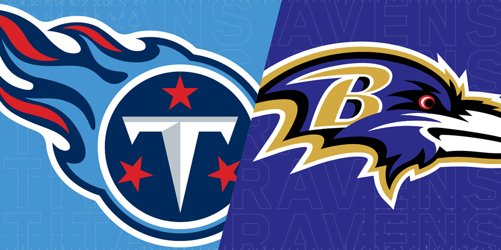 Titans-Ravens Divisional Round Matchup: Date, Time, How to Watch