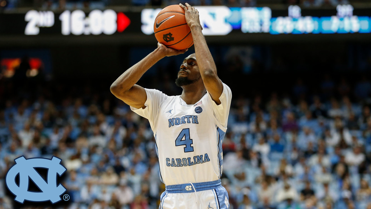 Brandon Robinson North Carolina Basketball Jersey-Black
